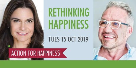 RETHINKING HAPPINESS - with Karen Guggenheim & Prof. Paul Dolan tickets