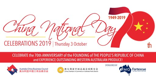 ACBC WA & CCCA China National Day Celebrations