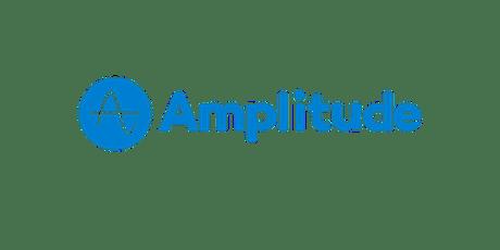 Go From Vanity to Sanity Metrics by Amplitude Head of Prod MKT tickets