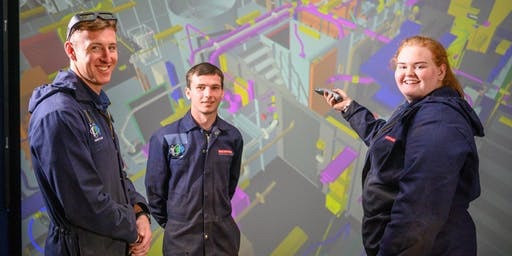 BAE Systems Apprenticeship Recruitment Open Evening