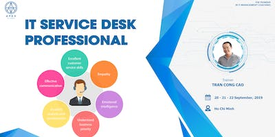 IT Service Desk - Apex Global Corporation