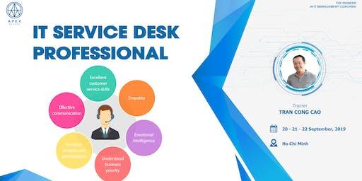 IT Service Desk - Apex Global Corporation