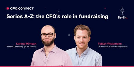 CFO Connect | Berlin Meetup #3 Tickets