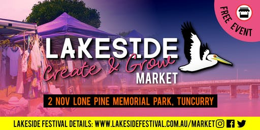 Lakeside Create & Grow Market 2019