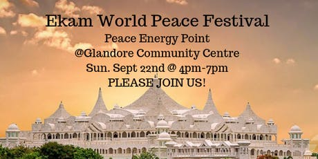 Ekam World Peace Energy Point tickets