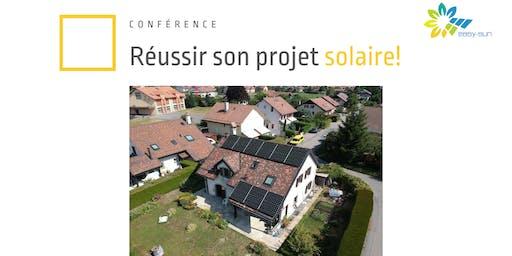 Réussir son projet solaire
