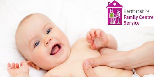 Baby Massage (Oughton Family Centre)