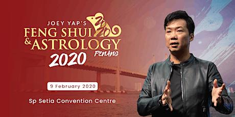 Joey Yap's Feng Shui & Astrology 2020 (Penang) tickets