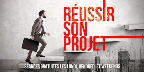 Réussir son projet | Projection à Paris billets