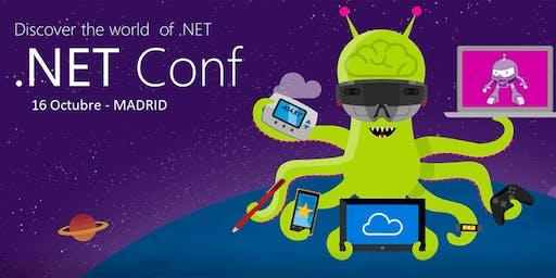 .Net Conf Madrid 2019