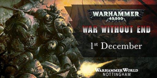 Warhammer 40,000 War Without End