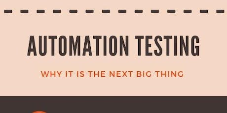 Software Test Automation Conference in Mumbai Testcon 2019 tickets