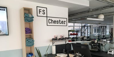 Fitness Space Chester - 1 year anniversary