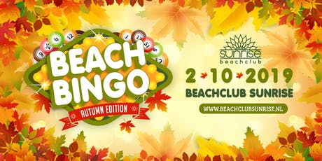 Beachbingo Autumn Edition  tickets