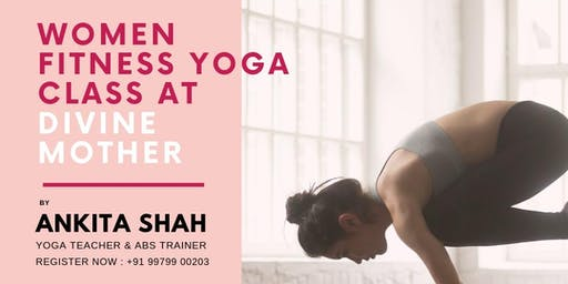 Women Fitness Yoga Classes at Divine Mother