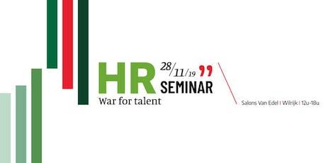 HRseminar War For Talent tickets