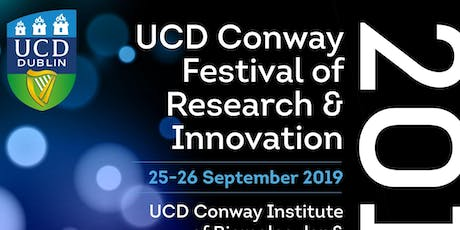 2019 UCD Conway Festival of Research & Innovation tickets