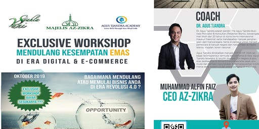 BAYAR SESUKANYA - Seminar Workshop Mendulang Kesempatan Emas Di Era Digital & E-commerce