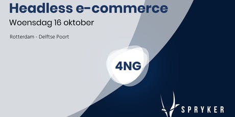 Headless E-commerce event tickets