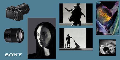 EKSTRAFORESTILLING - Sony Inspirationsdag med fotograf Ole Christiansen