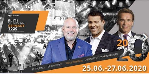 Ein MUSS für Über-den-Tellerrand-Hinausschauer! Elite Seminar Germany 2020