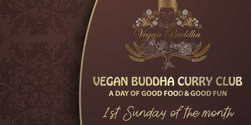 Vegan Buddha Curry Club - Social, Meet, Networking Event