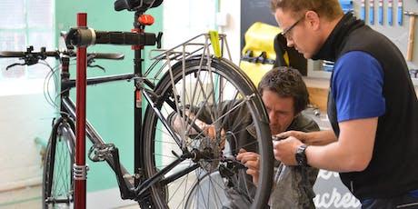 Basic Bike Maintenance - Saturday Course tickets