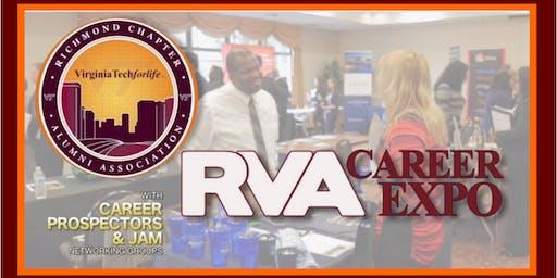 RVA Career Expo Networking Picnic