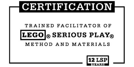 Zertifizierung für LEGO® SERIOUS PLAY® mit Mathias Haas///DEUTSCH Tickets
