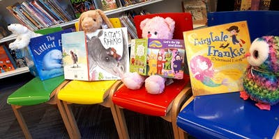 Storytime ~ For Pre-School Children (Bolton le Sands)