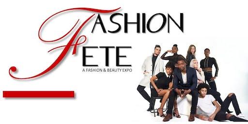 FASHION FETE; A Fashion & Beauty Expo