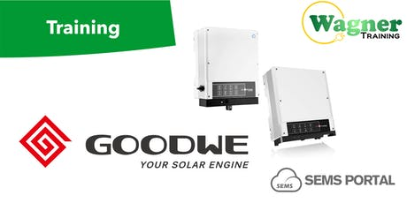 GoodWe Battery Storage Approved Installer Training. tickets
