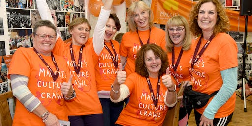 Maggie's Culture Crawl Dundee 2020