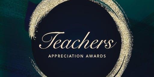 Teacher Appreciation Award Ceremony