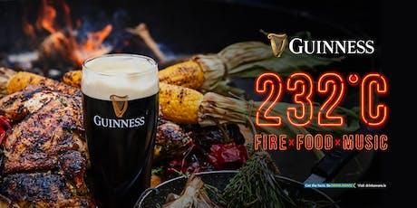 Guinness 232°C Jam Park, Swords tickets