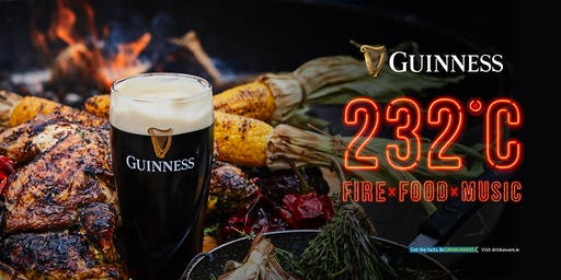 Guinness 232°C Jam Park, Swords