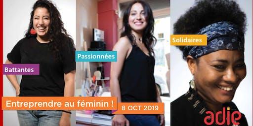 Ateliers de la création au féminin