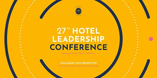 Hotel leadership Conference: Challenge Your Perspective