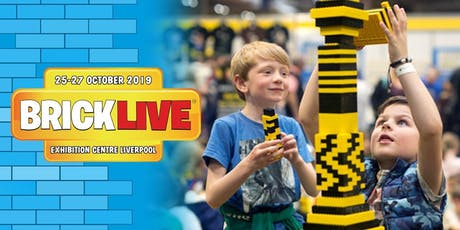 BRICKLIVE  tickets