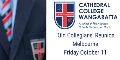 Cathedral College Wangaratta Alumni Reunion tickets