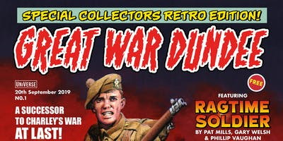 Great War Dundee - The War in Comics and Popular Culture
