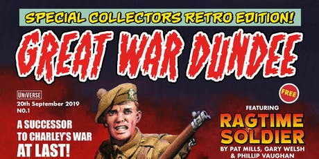 Great War Dundee - The War in Comics and Popular Culture  tickets