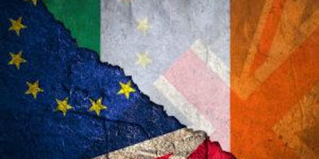 On the brink of Brexit: the economic consequences for the island of Ireland tickets