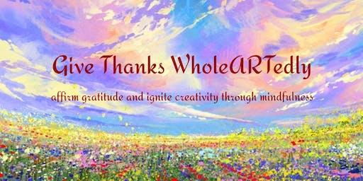 Artful Affirmations Workshop