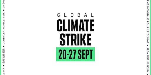 Savannah Global Climate Strike
