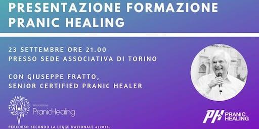 Formazione nelle discipline Bionaturali - Pranic Healing