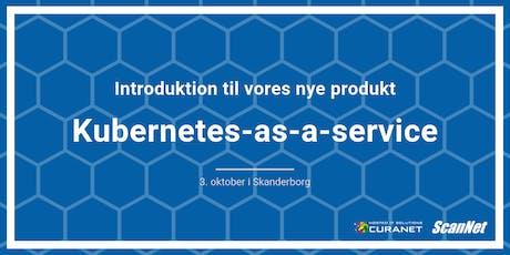 Introduktion til nyt produkt: Kubernetes-as-a-service tickets