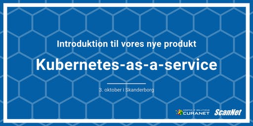 Introduktion til nyt produkt: Kubernetes-as-a-service