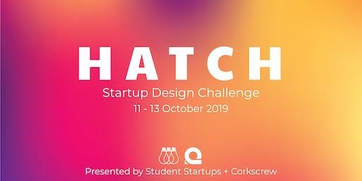 Hatch - Startup Design Challenge