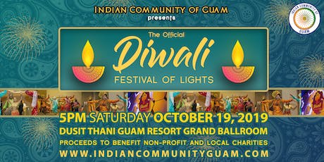 The Official Diwali Festival of Lights 2019 tickets
